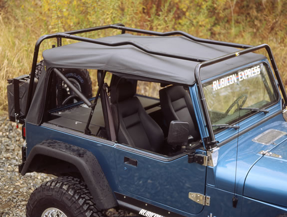 Congo Cage for Jeep TJ 1997 & Up #50311