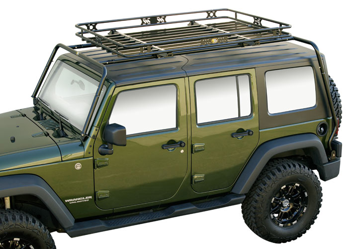 Congo Cage For Jeep JK 2007 & Up 4 Door Plus 52