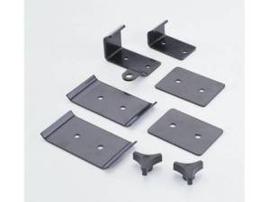 Kargo Master High Lift Jack Mounting Brackets #60111